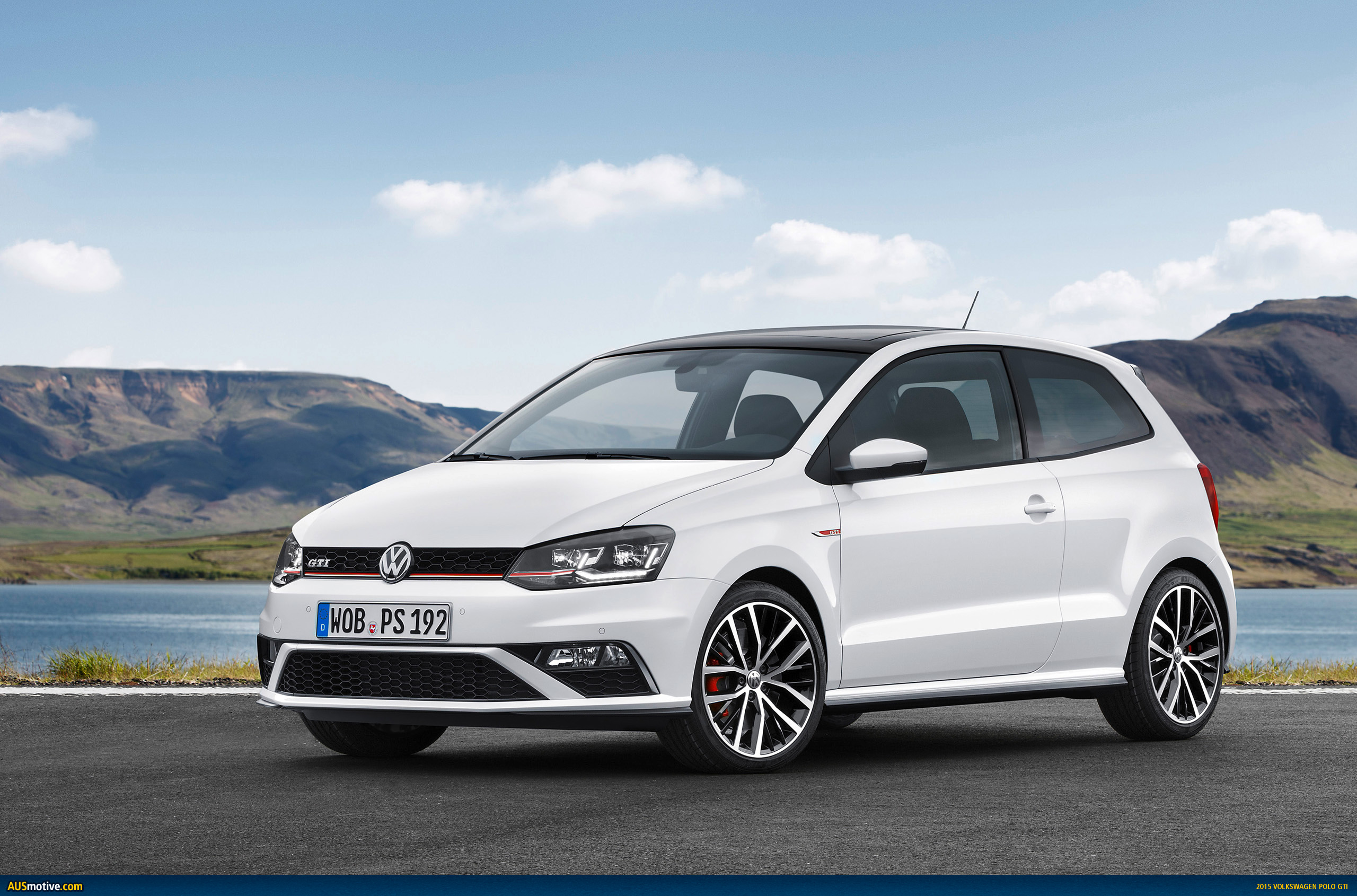volkswagen updates 6r polo gti. Black Bedroom Furniture Sets. Home Design Ideas