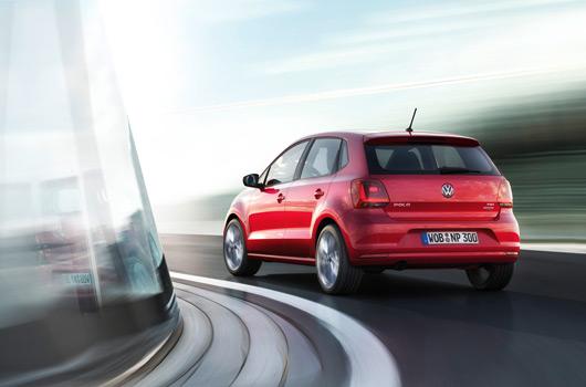 Volkswagen Mk5 Polo facelift