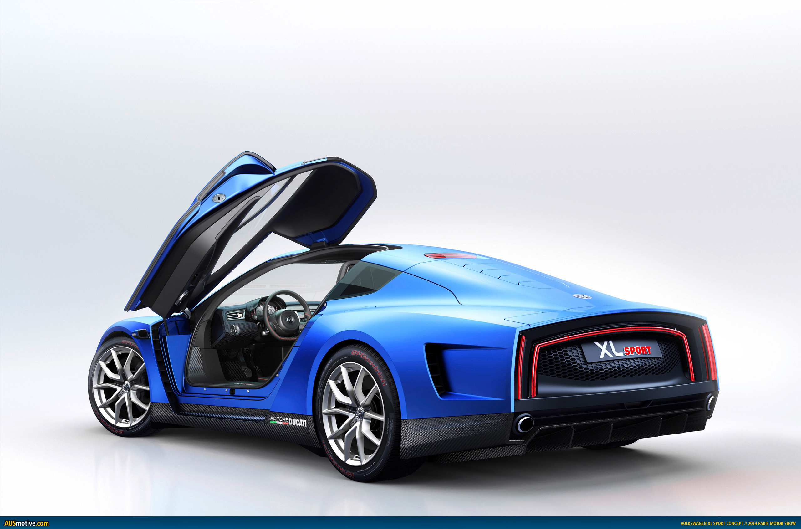 Citaten Sport Xl : Ausmotive paris volkswagen xl sport