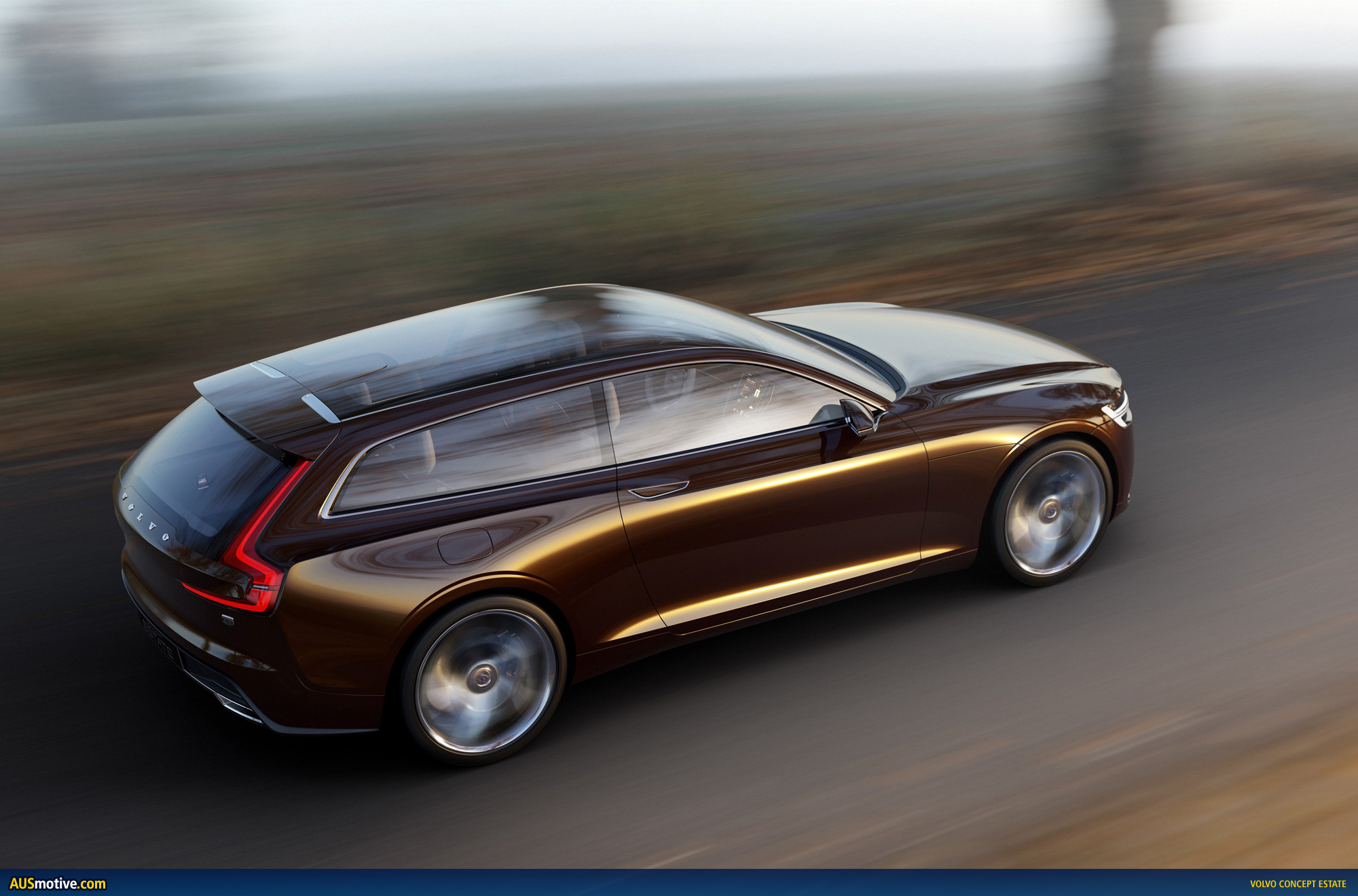 AUSmotive.com » Volvo Concept Estate revealed