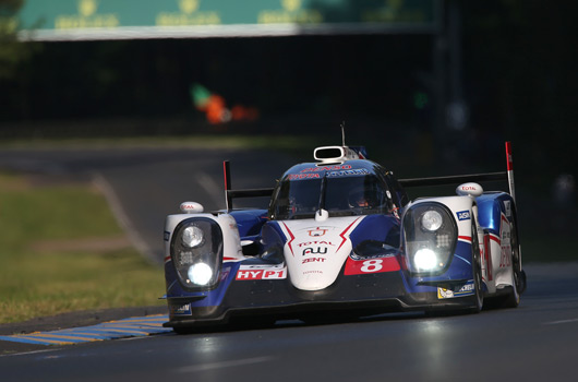 2014 24 Hours of Le Mans qualifying
