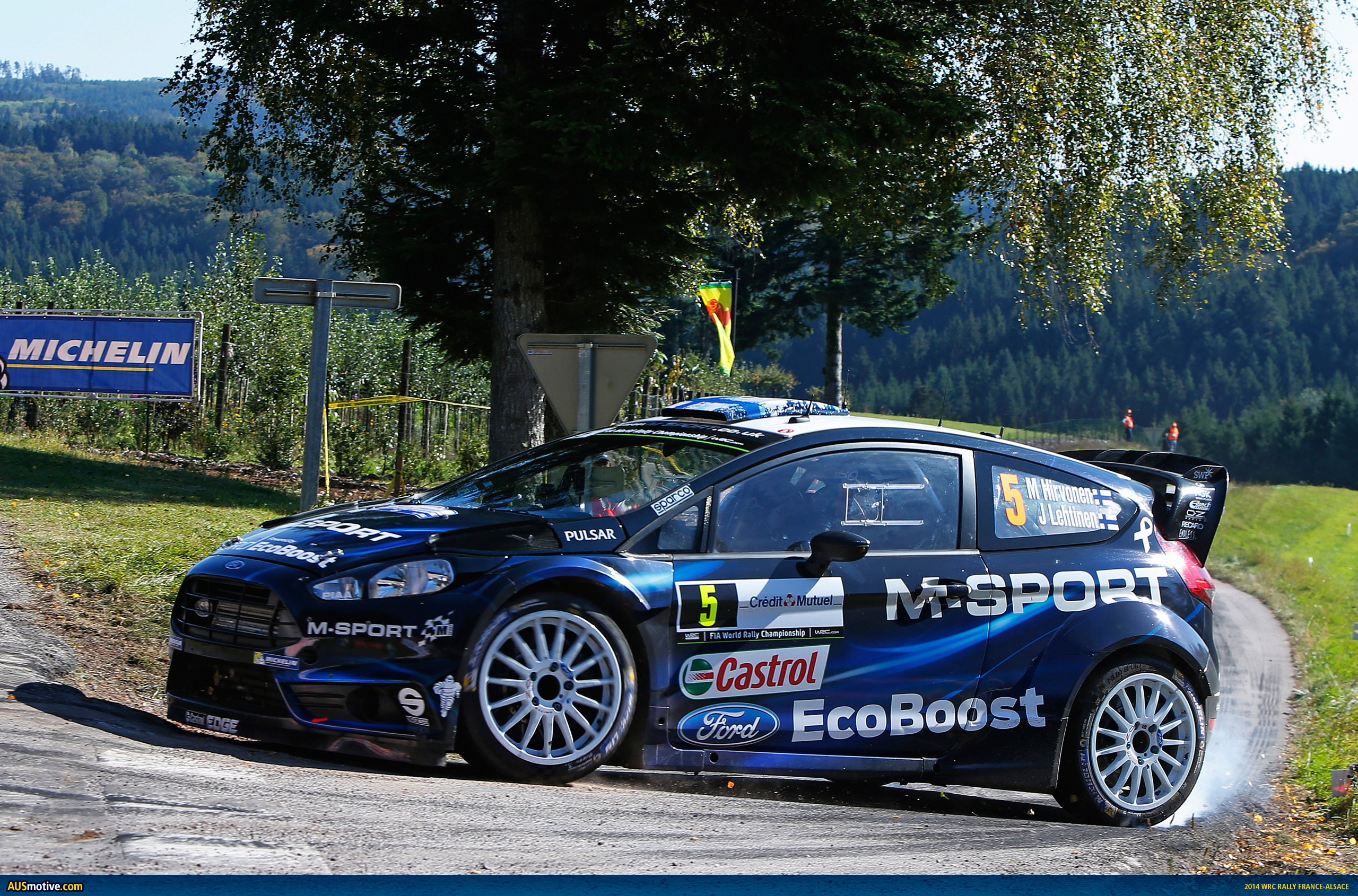 2014 rally de france alsace in pictures. Black Bedroom Furniture Sets. Home Design Ideas