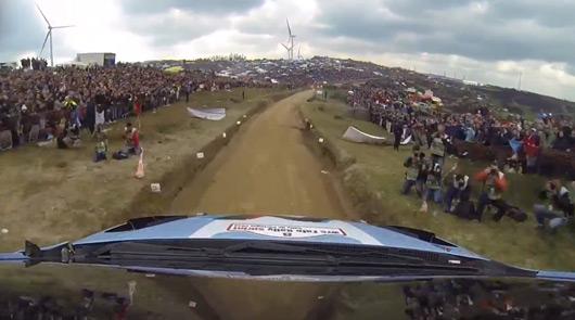 Dani Sordo, Hyundai i20 WRC, Fafe Rally Sprint
