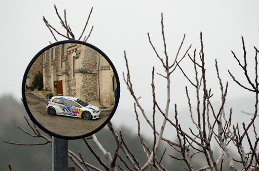 2014 Rallye Monte Carlo