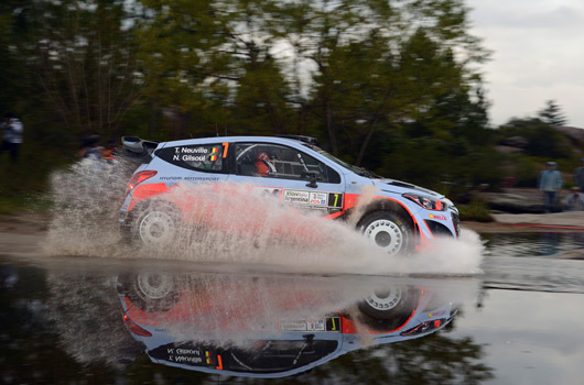 2014 WRC Rally Argentina