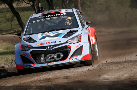 2014 WRC Rally Argentina