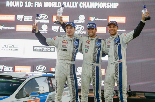 2014 Rally Australia