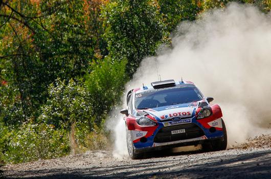 2014 WRC Rally Australia