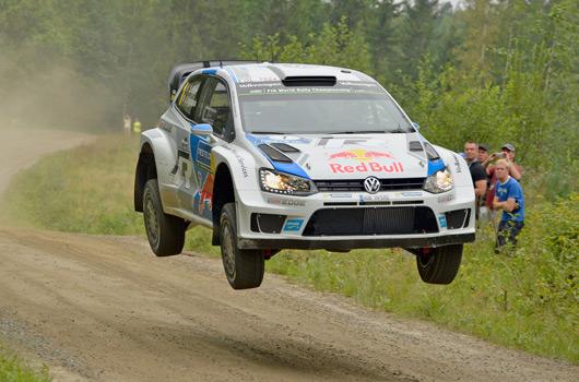2014 WRC Rally Finland