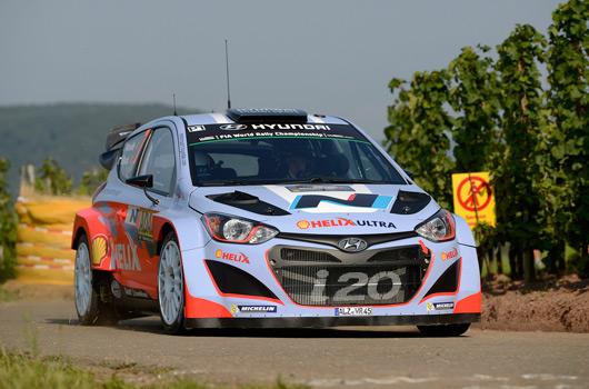 2014 WRC Rally Germany