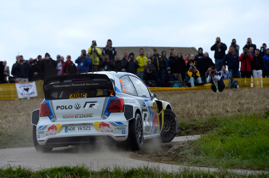 2014 WRC Rally Germany