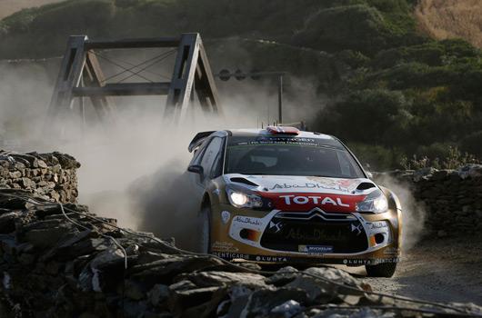 2014 WRC Rally Italia