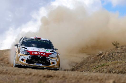 2014 WRC Rally Mexico