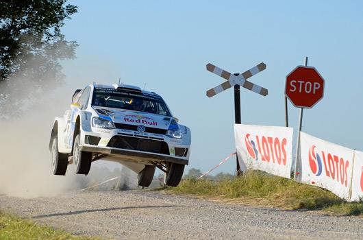2014 WRC Rally Poland