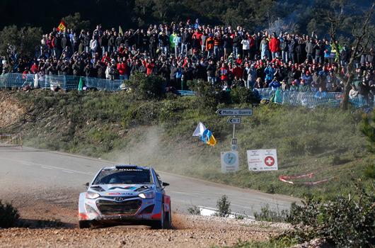 2014 WRC Rally Portugal