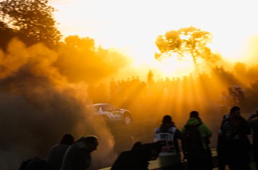2014 WRC Rally Rally-Spain