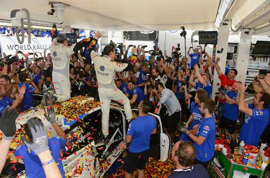 2014 WRC Rally Spain