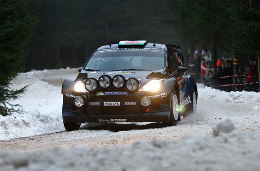 2014 Rally Rally-Sweden