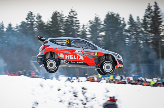 2014 Rally Rally-Sweden