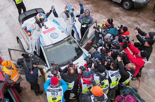 2014 WRC Rally Sweden