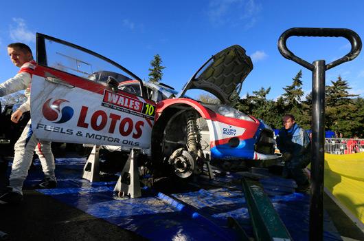 2014 Wales Rally GB
