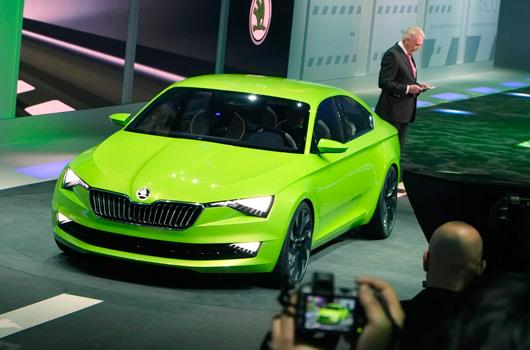 2014 Geneva Motor Show