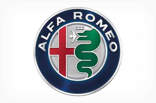 New Alfa Romeo logo