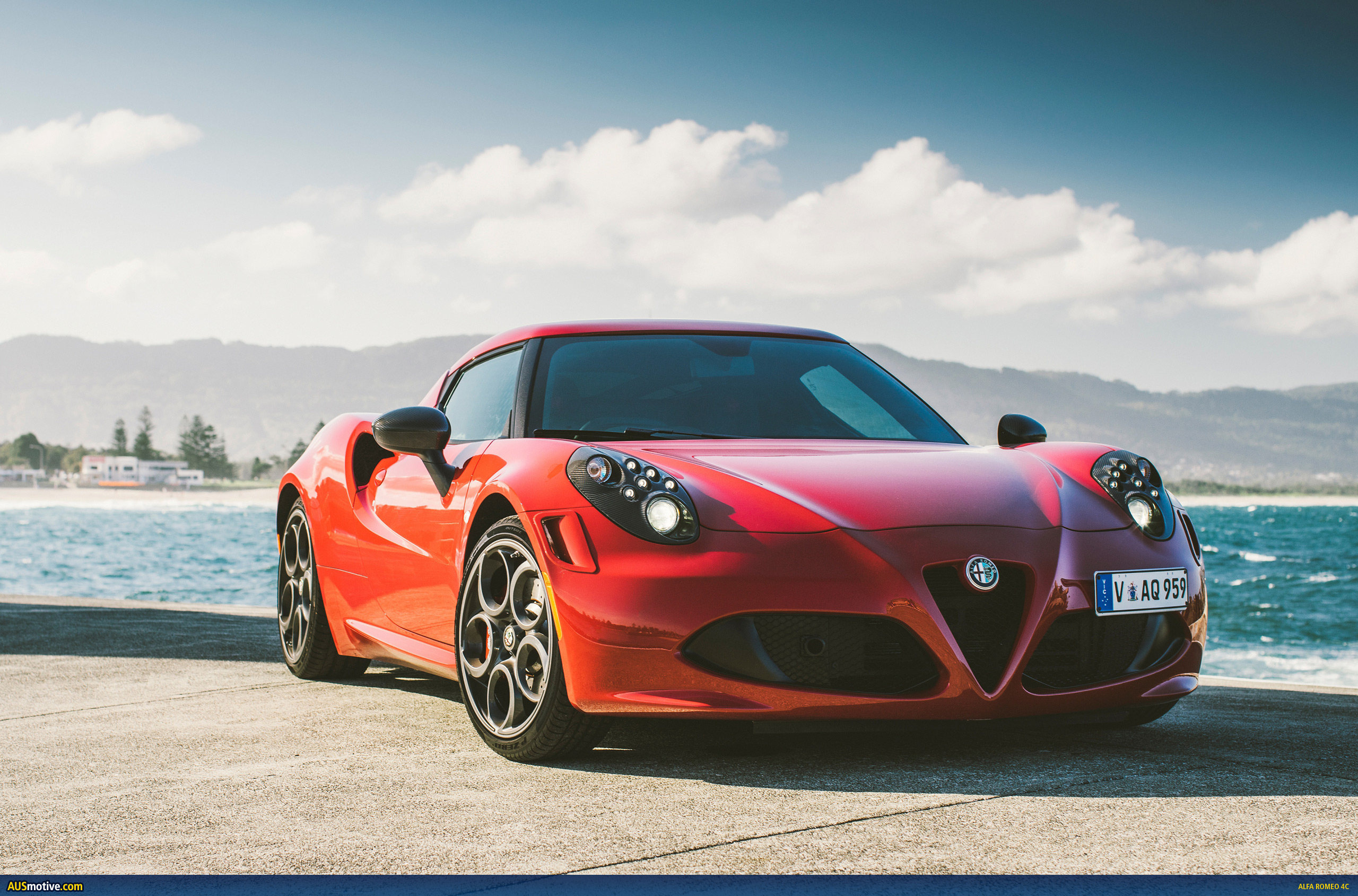 alfa romeo 4c on sale in australia. Black Bedroom Furniture Sets. Home Design Ideas