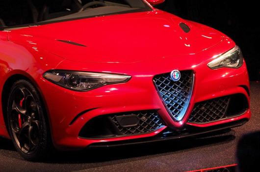 2016 Alfa Romeo Giulia