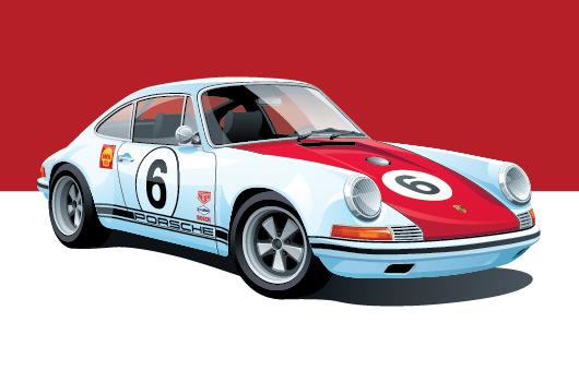 Porsche 911 S by Arthur Schening