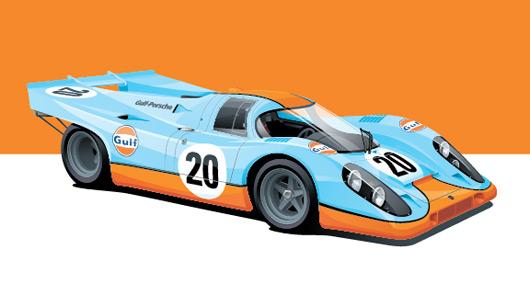 Porsche 917 by Arthur Schening