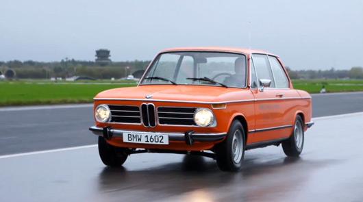 1972 BMW 1602e