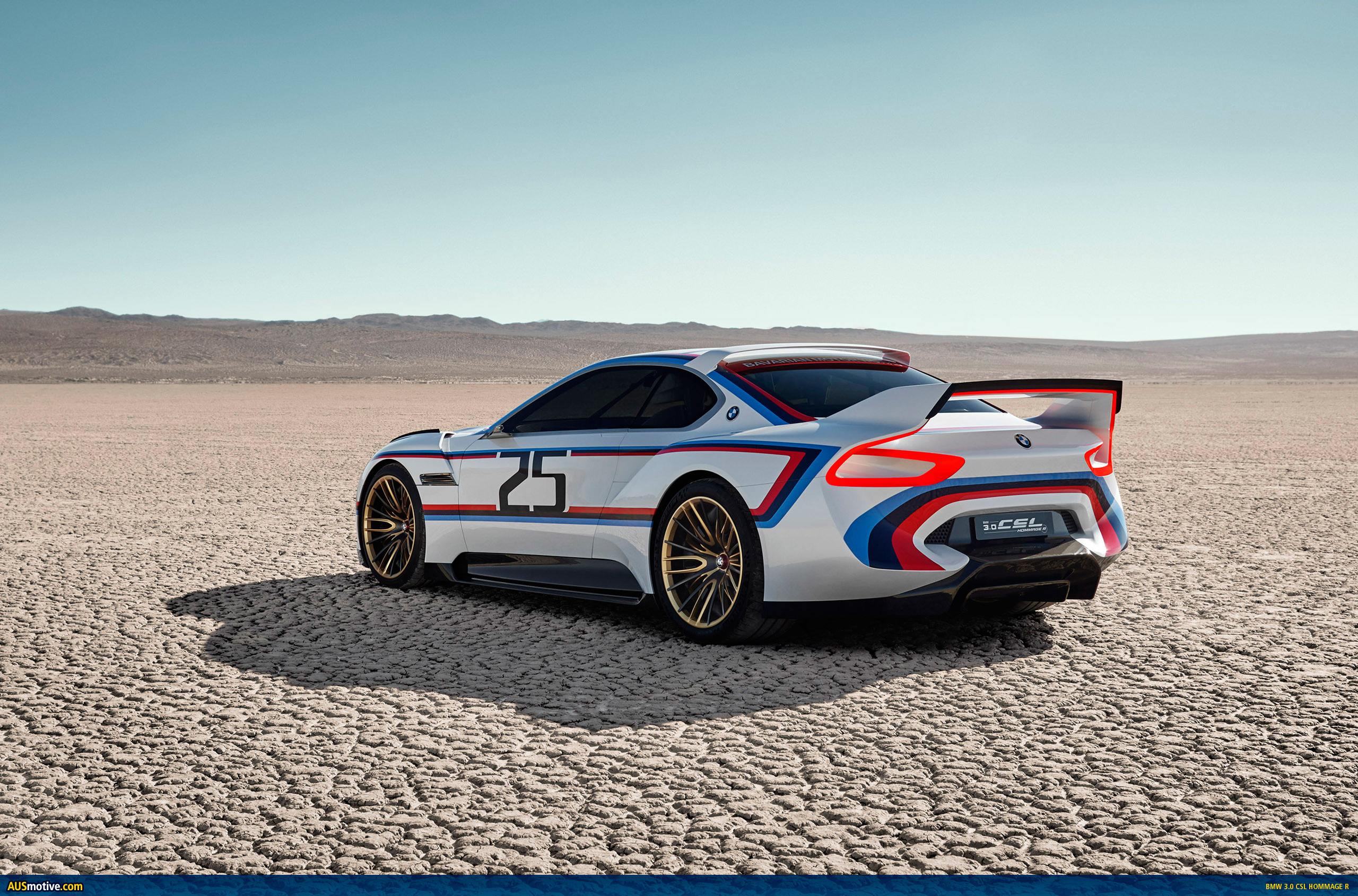 bmw 3 0 csl hommage r revealed. Black Bedroom Furniture Sets. Home Design Ideas