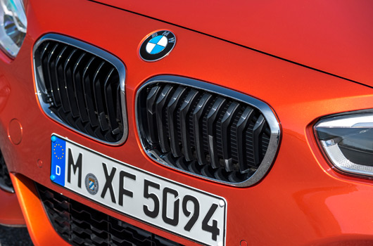F20 BMW M135i LCI