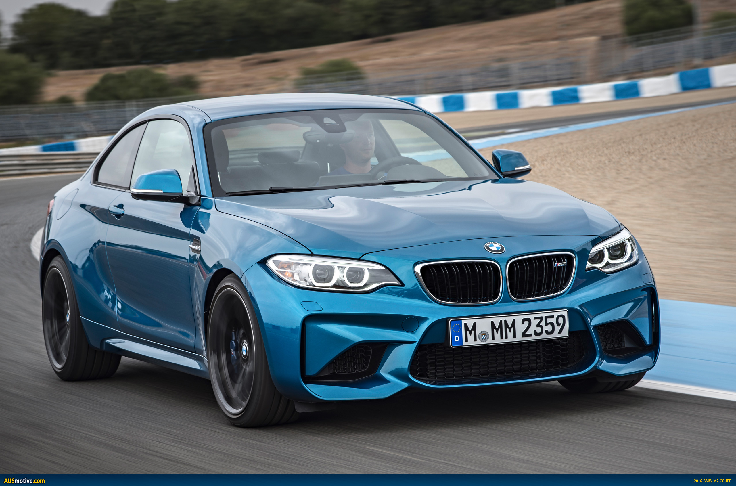 exclusive bmw m2 priced from au 89 900. Black Bedroom Furniture Sets. Home Design Ideas