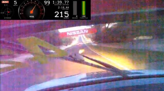 BMW M3 hits kangaroo, 2015 Bathurst 12 hour