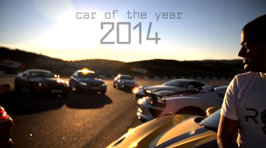 Chris Harris on Cars, COTY 2014