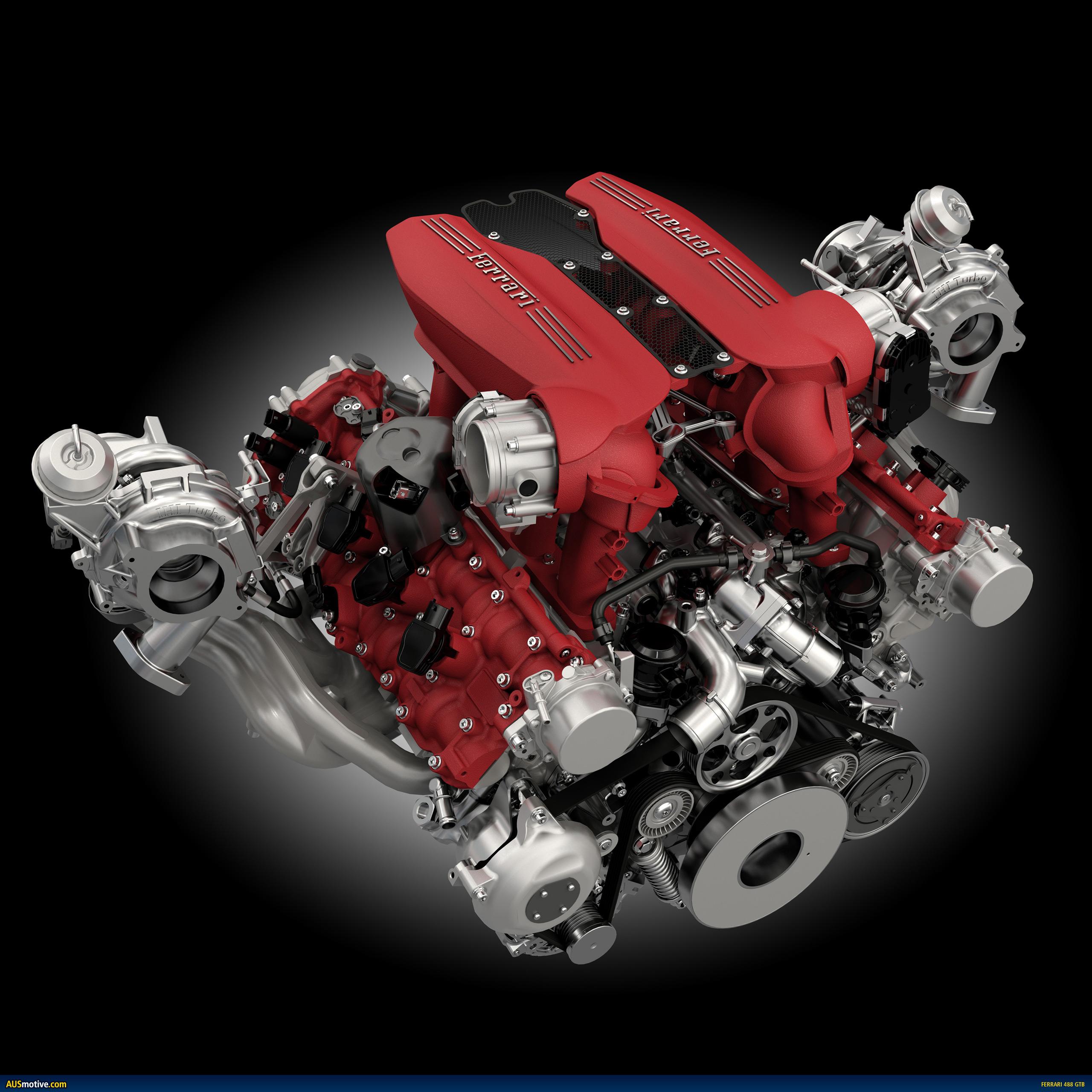 Ausmotive Com 187 Ferrari 488 Gtb Revealed