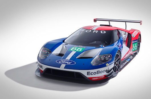 Ford GT LM GTE Pro