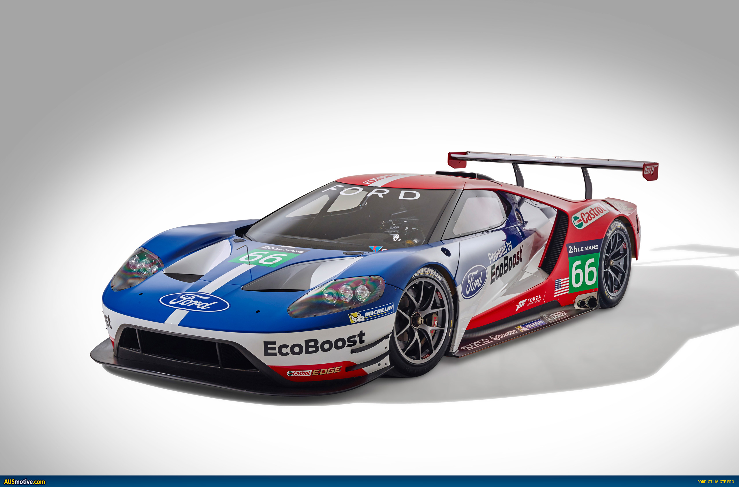 ford returns to le mans in 2016. Black Bedroom Furniture Sets. Home Design Ideas
