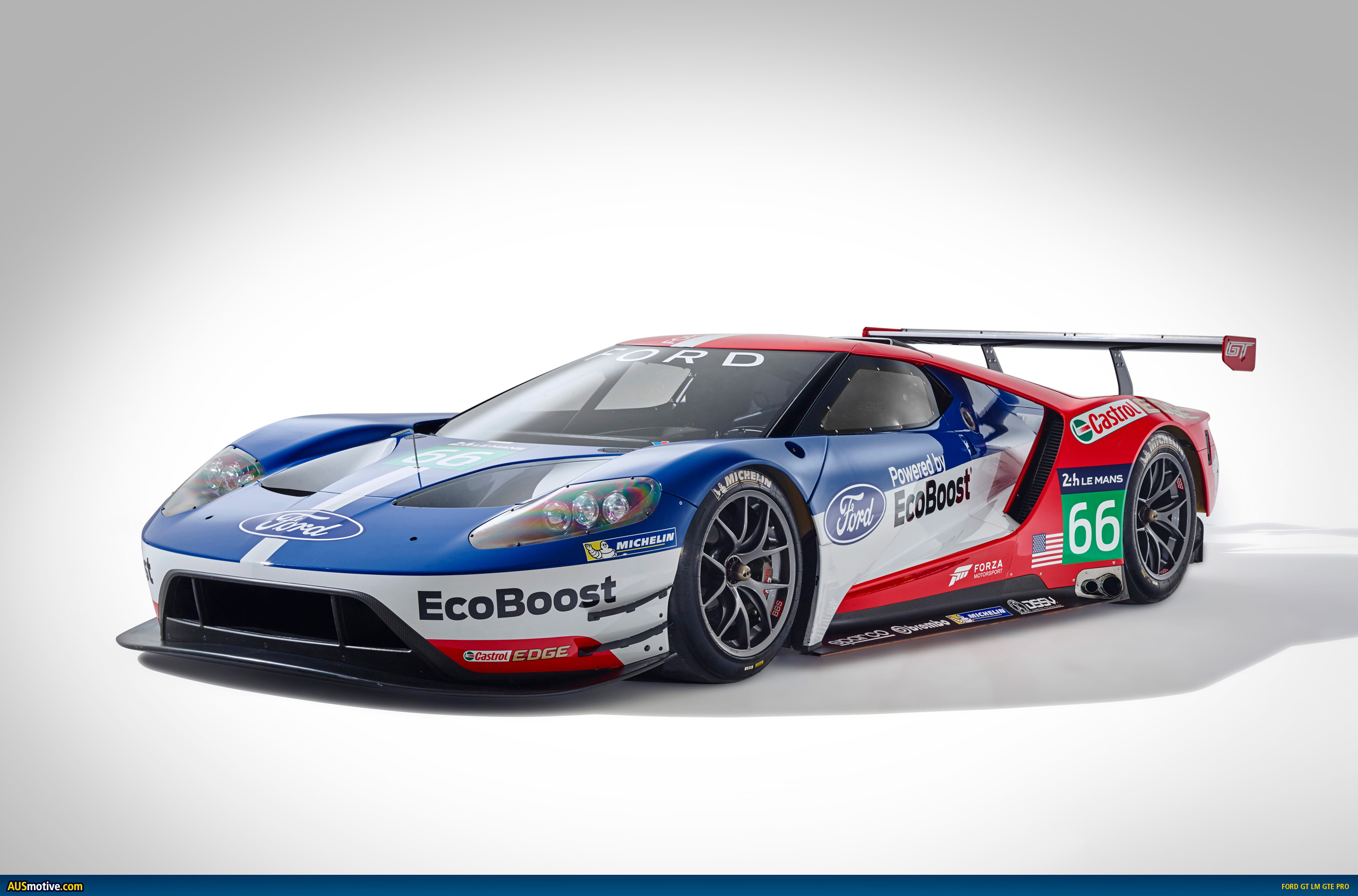 AUSmotive.com » Ford returns to Le Mans in 2016