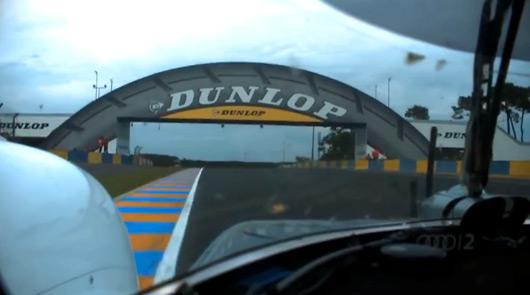 2012 LM24, Audi R8 e-tron quattro, onboard video