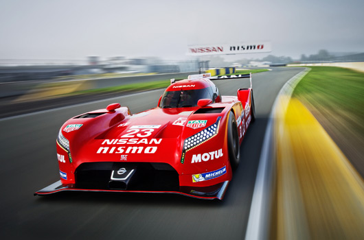 2015 24 Hours of Le Mans, Nissan preview