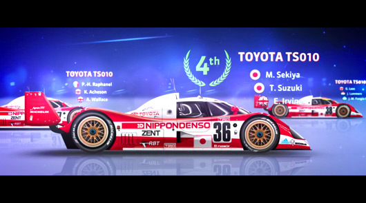 Toyota's 30 years of Le Mans