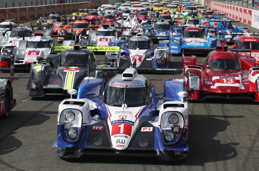 2015 24 Hours of Le Mans, Toyota preview