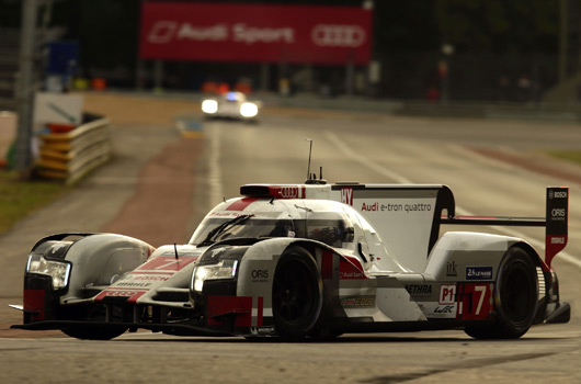 2015 24 Hours of Le Mans
