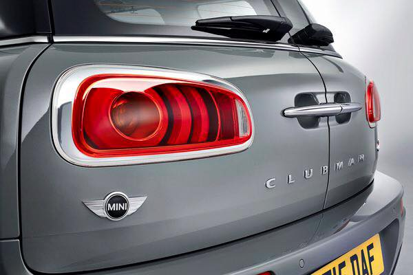 F54 MINI Clubman leaked images