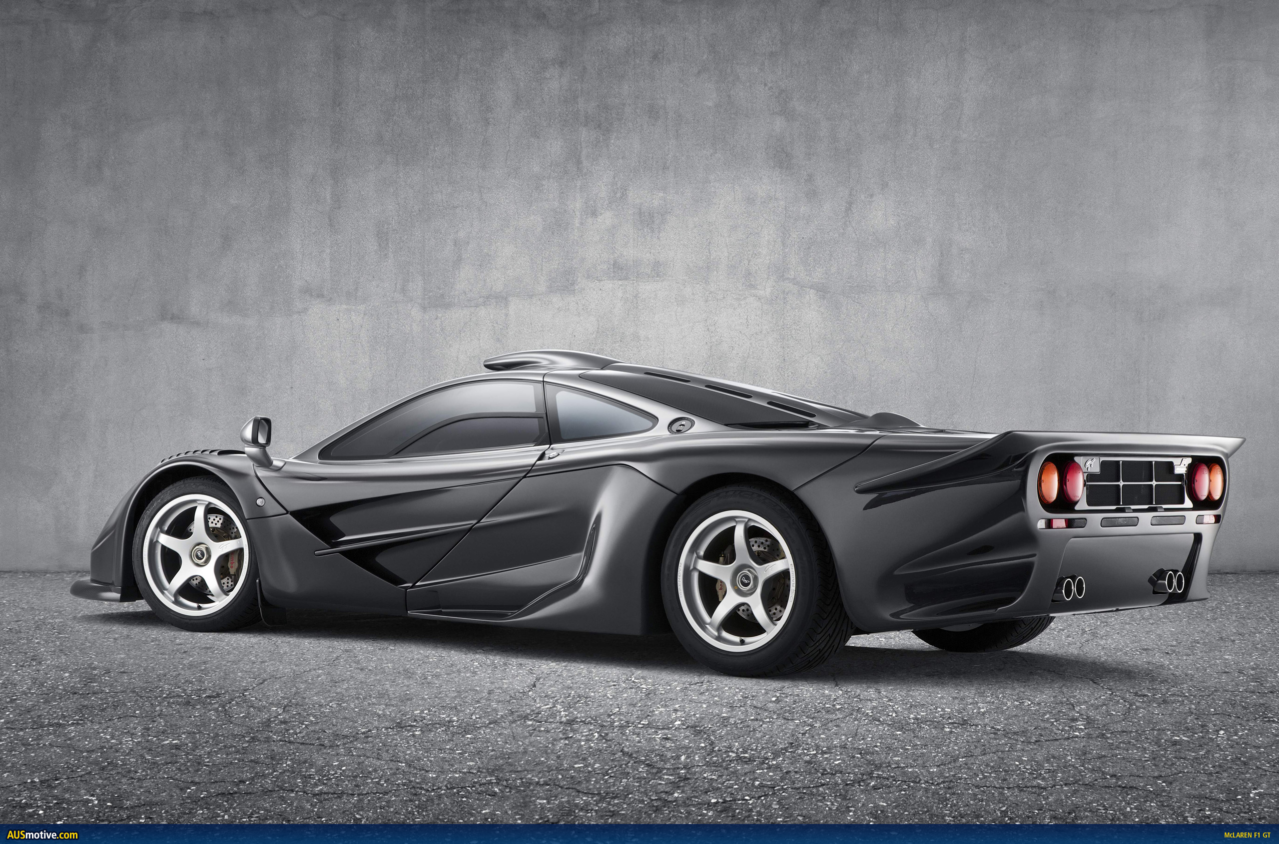 AUSmotive.com » McLaren F1 GT wallpapers