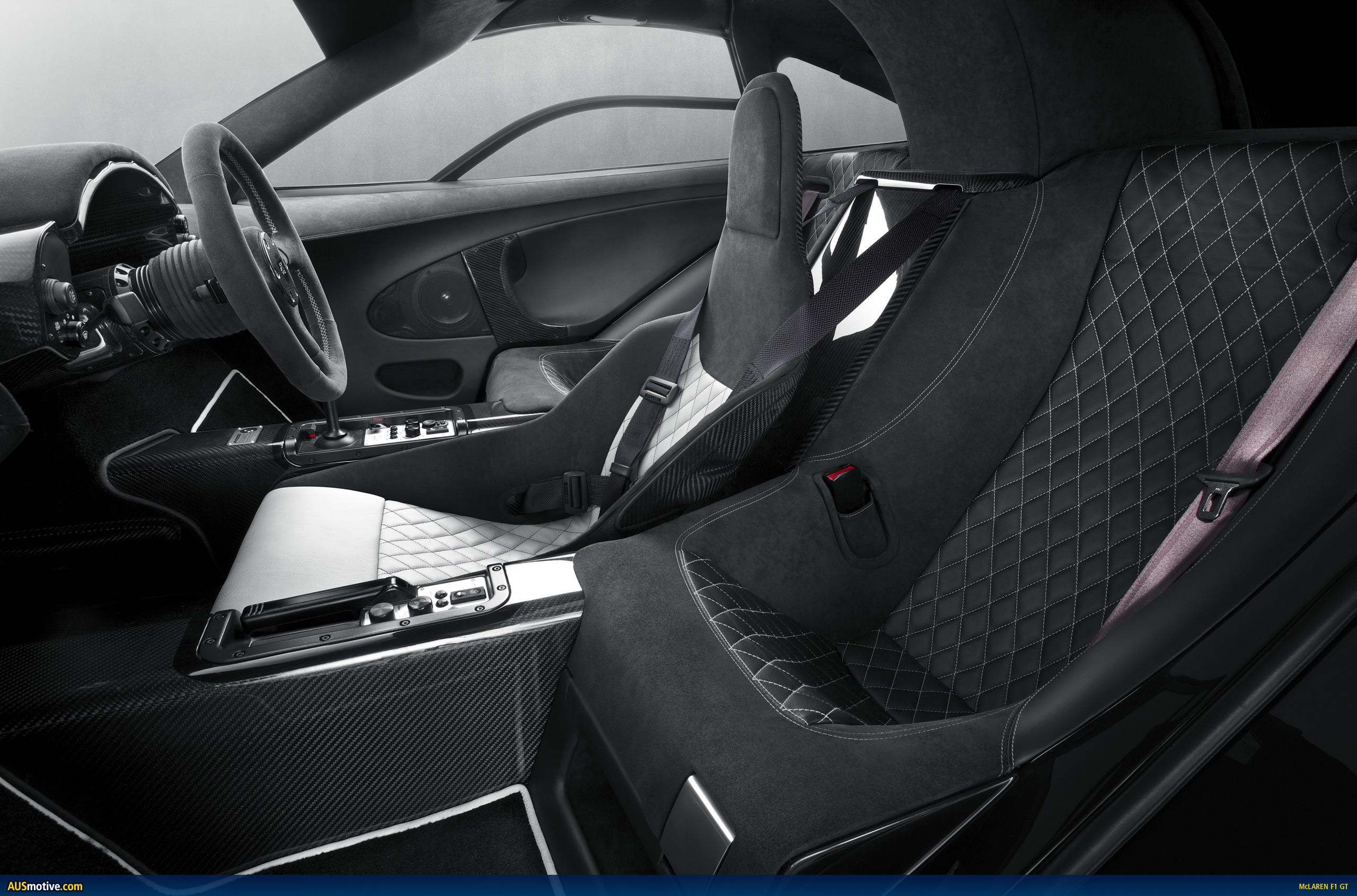 F1: AUSmotive.com » McLaren F1 GT Wallpapers