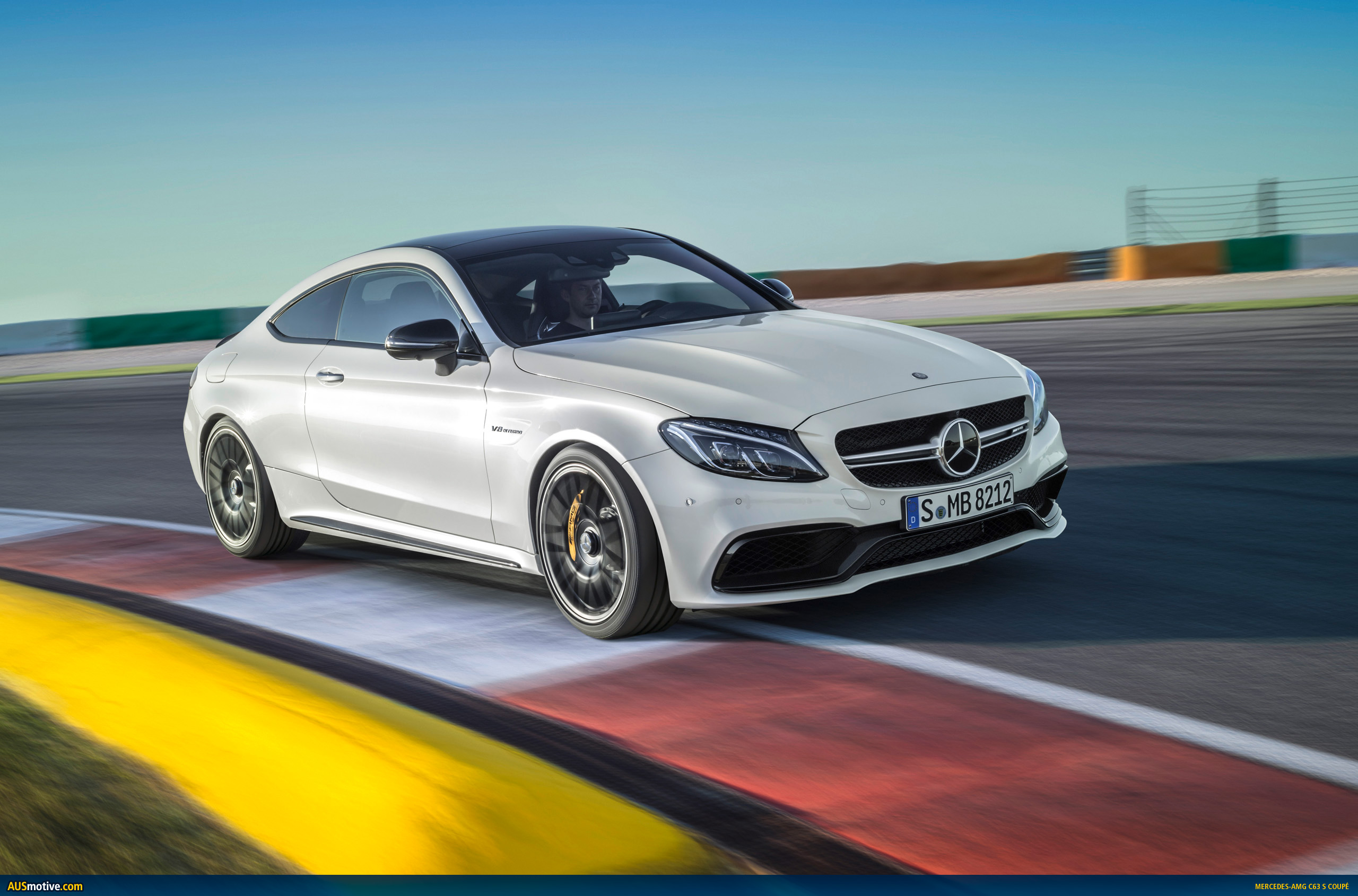 2016 mercedes amg c63 coup revealed. Black Bedroom Furniture Sets. Home Design Ideas
